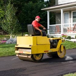 Residential Asphalt Driveway Paving in Minneapolis, MN