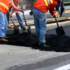 Minneapolis Asphalt Surface Patching Repairs