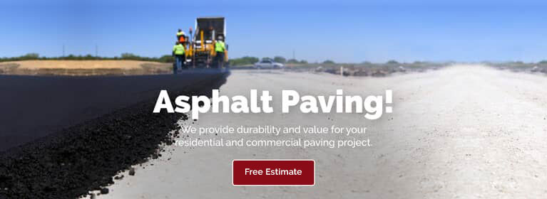 Apple Valley Asphalt Paving Company