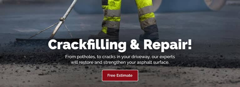Bloomington Surface Patching & Repairs
